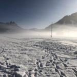 Sonne, Nebel